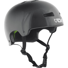 TSG Evolution Injected Color Helmet injected black